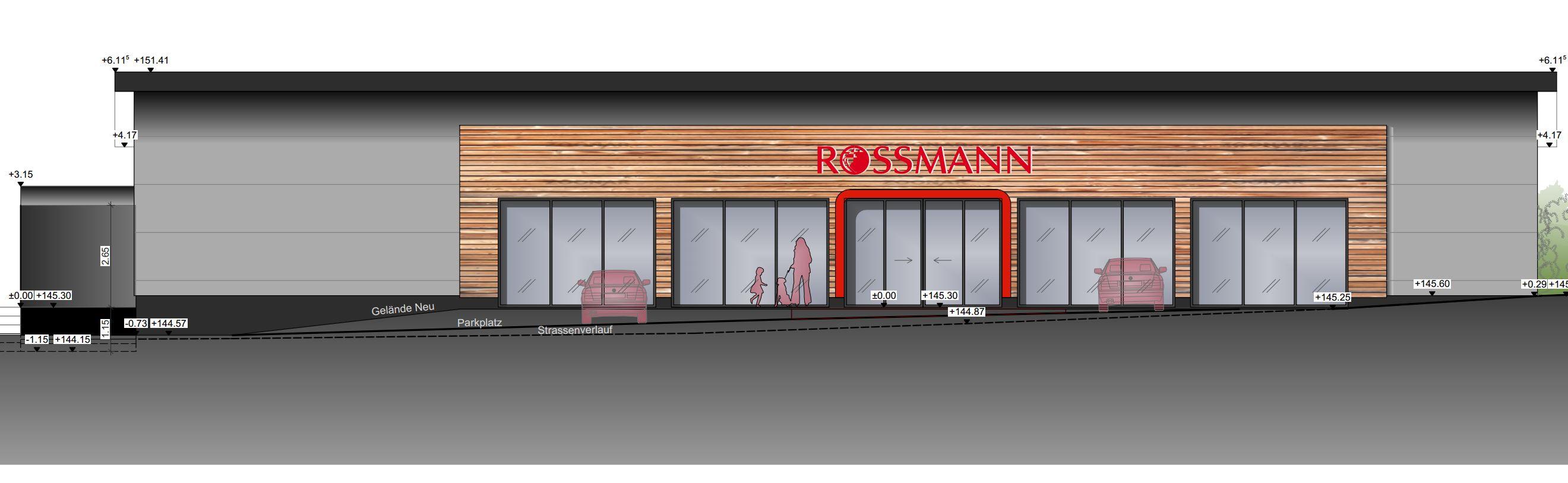 Rossmann Aachen